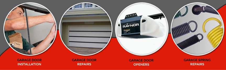 Bartlett IL Garge Door Repair Services